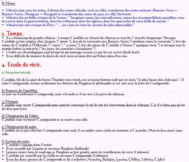 essay on voltaires candide use of language Candide - voltaire's writing style in candide, voltaire uses many writing techniques which can also be found in the works of cervantes, alighieri, rabelais and moliere the use of the various styles and conventions shows that, despite the passage of centuries and the language differences, certain writing techniques will always be effective.