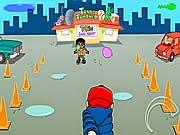 Ném bong bóng nước, chơi game vui online