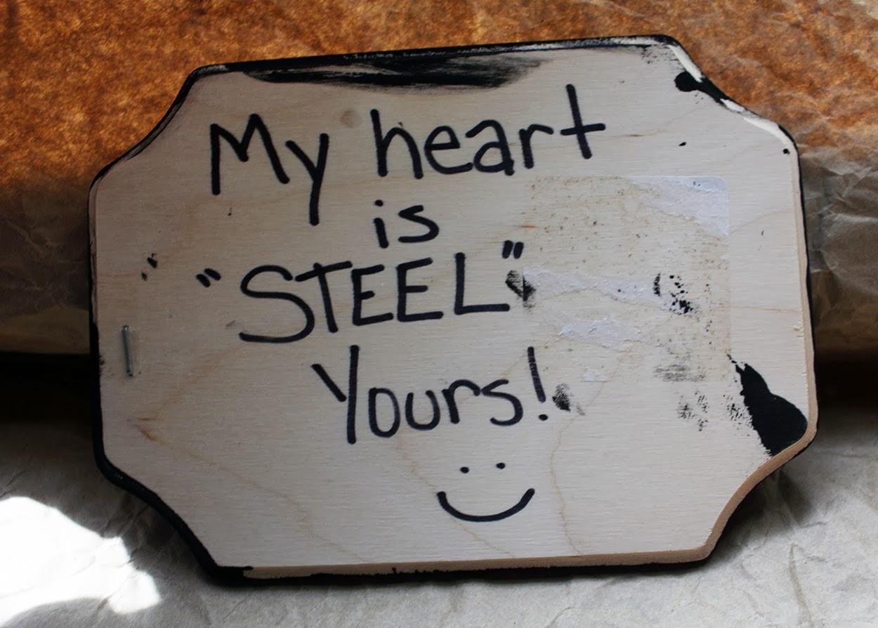 11th wedding anniversary steel gifts
