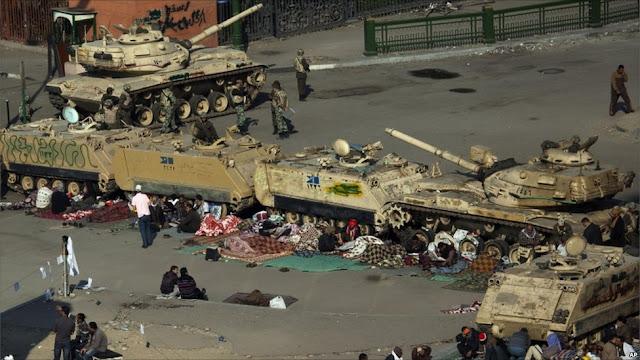 صور لاحداث مصر M3