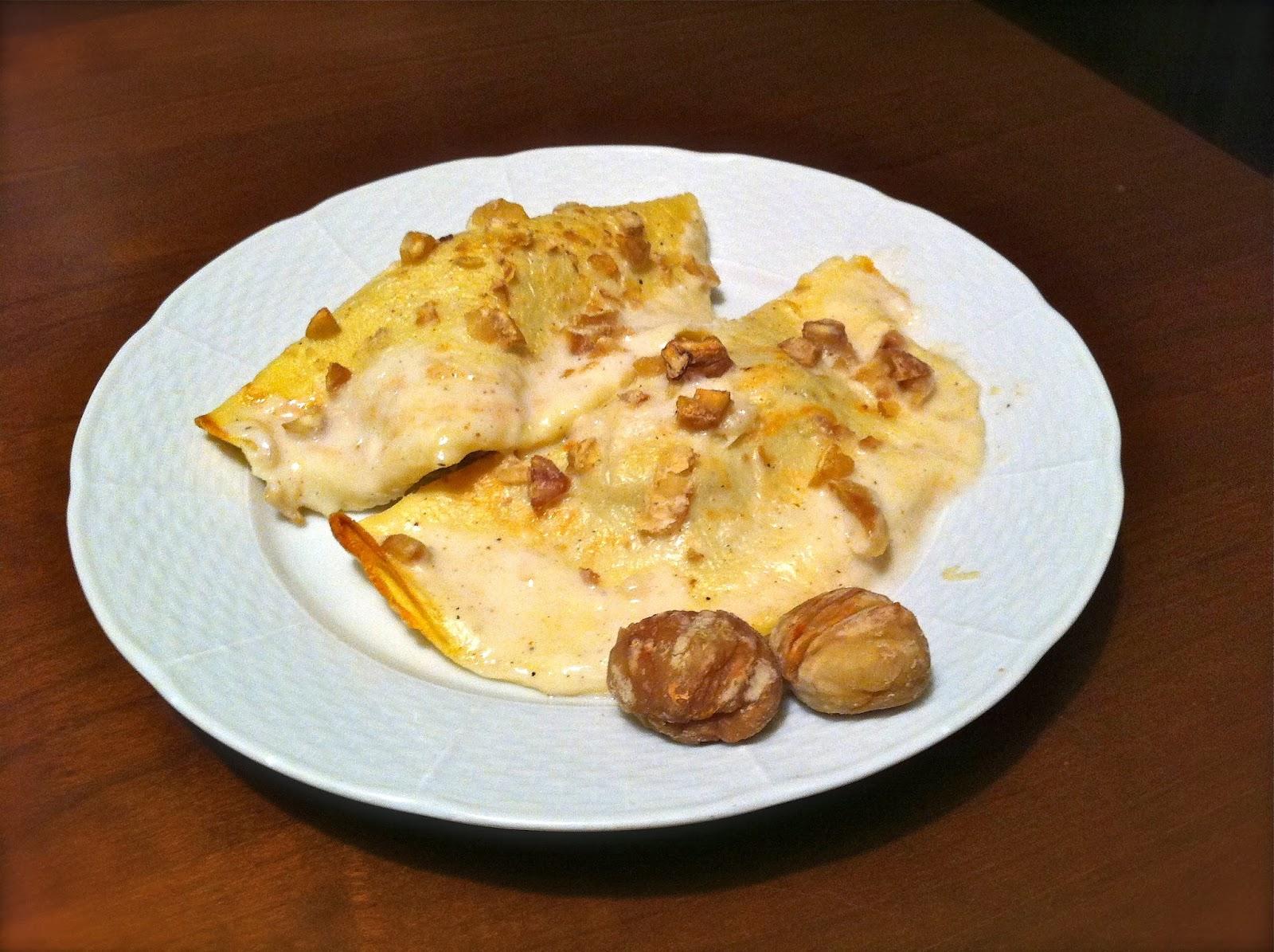 Ricetta crepes con farina manitoba