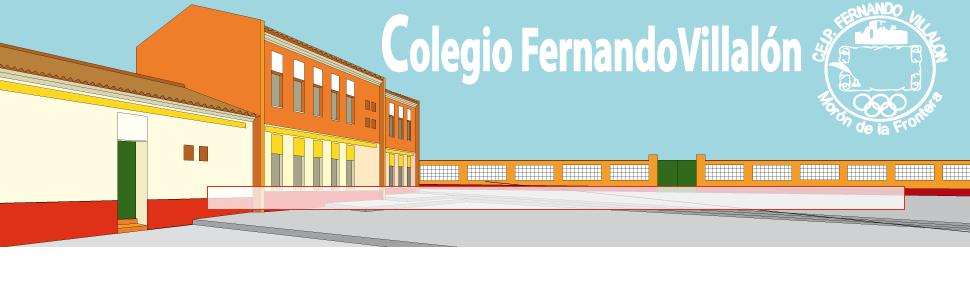 """<p align=""""center"""">C.E.I.P. FERNANDO VILLALÓN</p>"""
