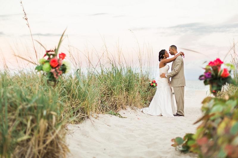 Fort Lauderdale Harbour Beach Marriott Wedding
