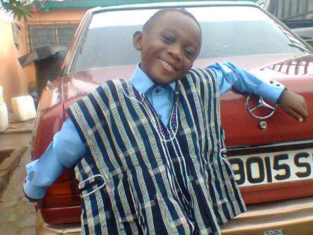 Happy Birthday To My Lil Boy Caleb Obiri Asare