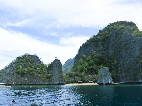 Bulungan Beach, Coron, Palawan
