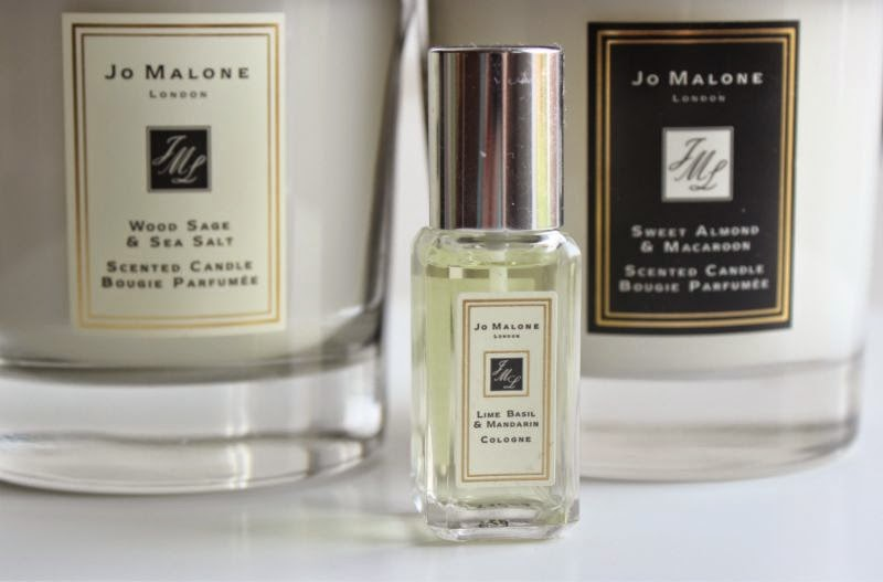 Jo Malone Lime, Basil and Mandarin Cologne