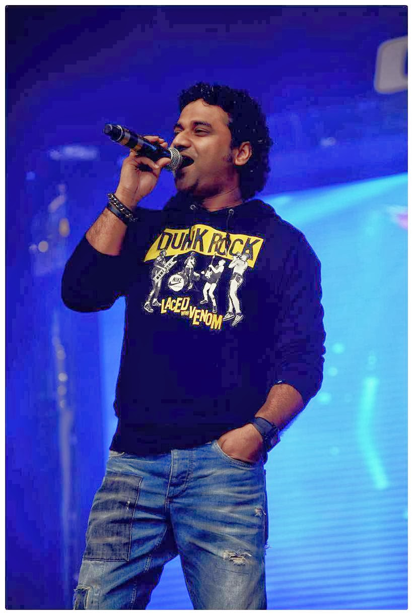 Devi Sri Prasad at Yevadu Audio Launch