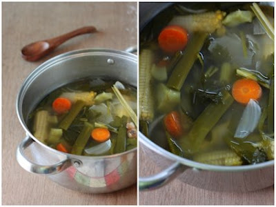 Υγρό λίπασμα από υπολείμματα λαχανικών