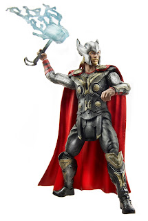 "Hasbro Marvel Universe Thor The Dark World - 3.75"" Armored Thor Figure"
