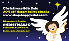 Christmastide 20% eBook Sale