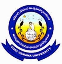 Yogi Vemana University Result 2016