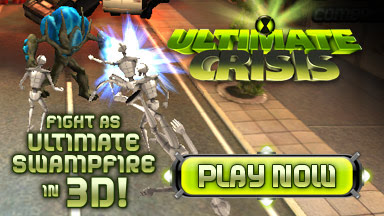 Play Free Ben 10 Ultimate Crisis Game - Online Games On ...
