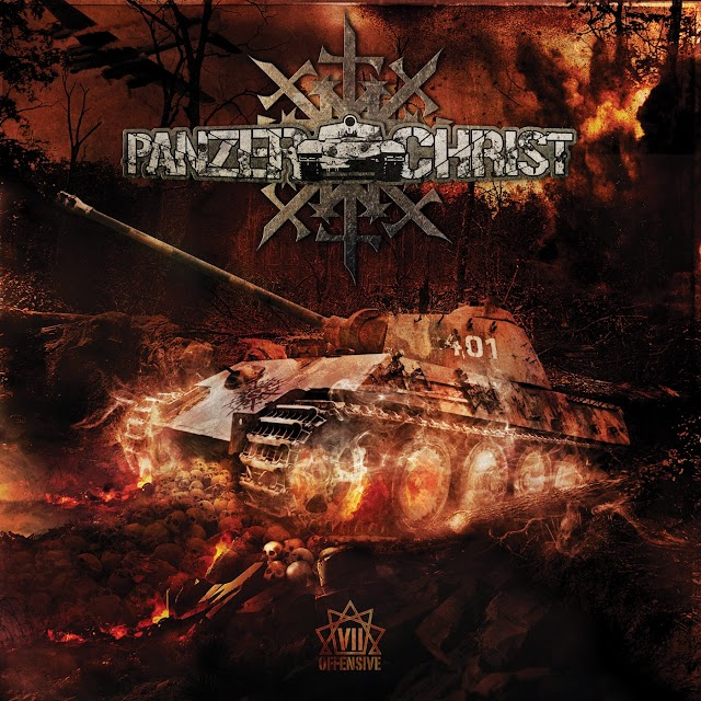 Panzerchrist - 7th Offensive 2013