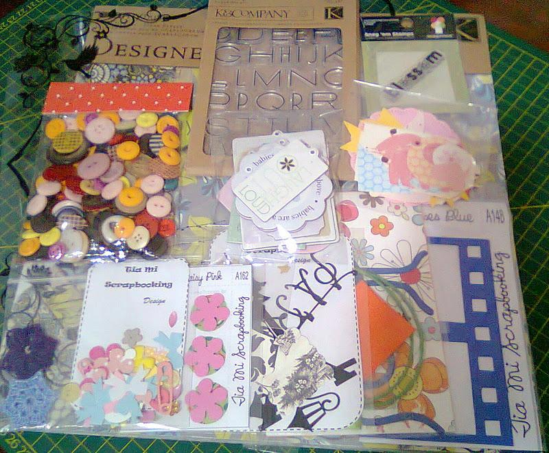 Sorteio de Natal!!  http://benditoscrap.blogspot.com/