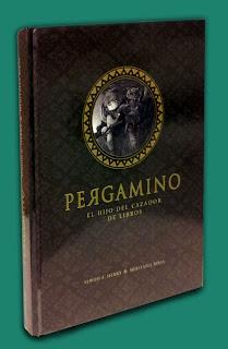 Pergamino, el hijo del cazador de libros