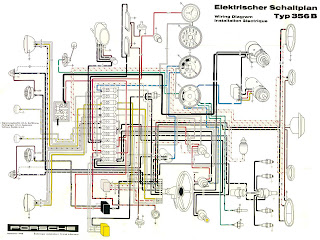 wiring diagram 1975 914 porsche – the wiring diagram, Wiring diagram