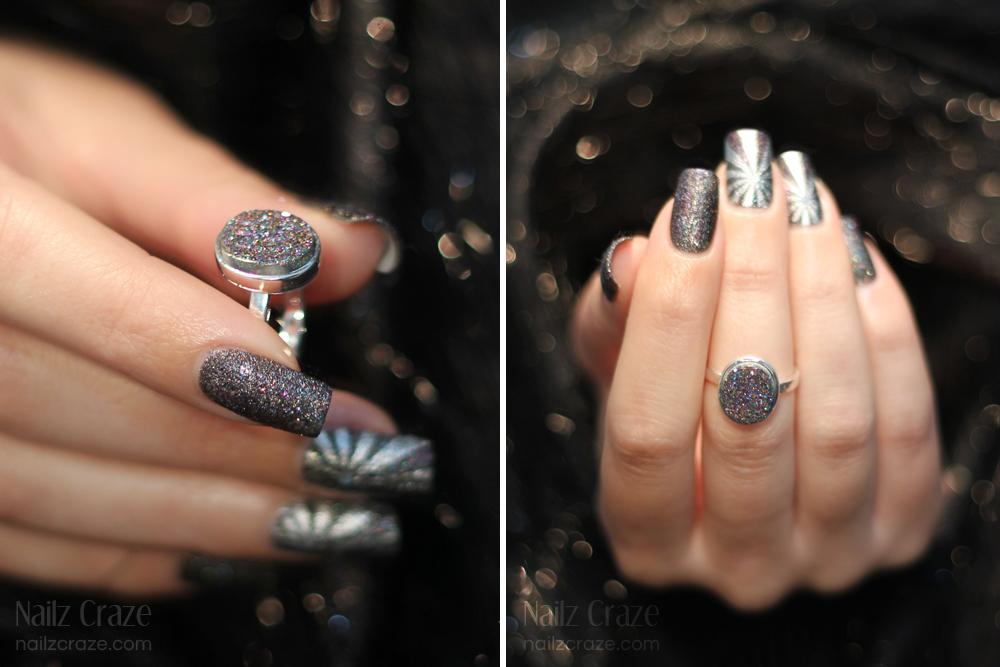 Jewelry & Nail Art: Textured Everything! - Nailz Craze