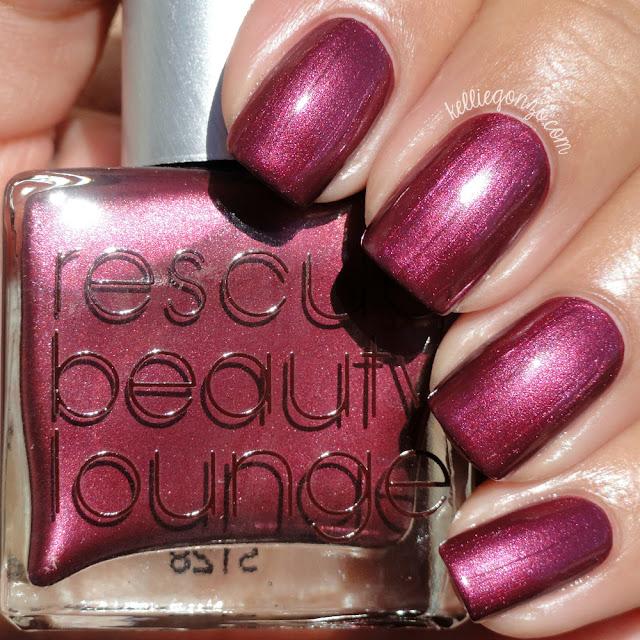 Rescue Beauty Lounge PeachyPolish.com