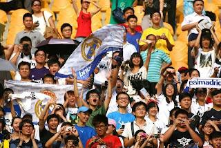 60 millones de Chinos vieron el Madrid vs Osasuna