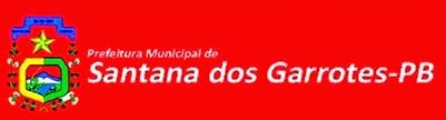 PREFEITURA MUNICIPAL DE SANTANA DOS GARROTES PB
