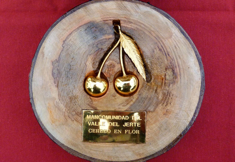 """Galardón """"Cerezas de Oro"""". Valle del Jerte"""
