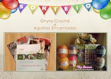 Sorteio Onyra Croche e Agulhas encantadas!!!!