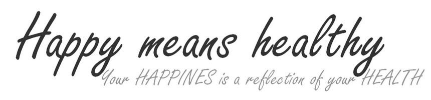 happymeanshealthy