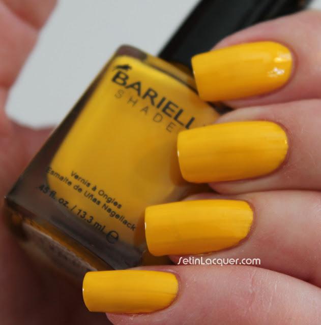 Barielle Summer Brights Collection - Lemondrop