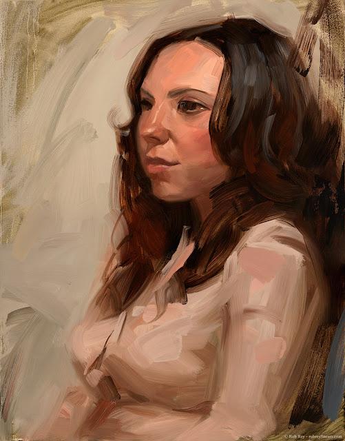 Jessica by Rob Rey - robreyfineart.com