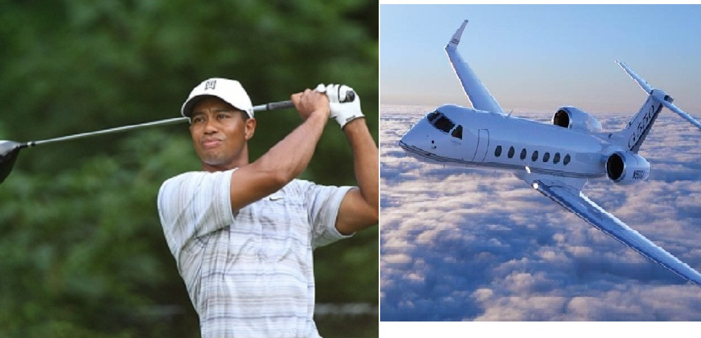 Tiger woods helicopter - photo#16
