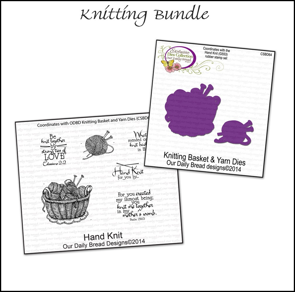 Our Daily Bread Designs Knitting Bundle