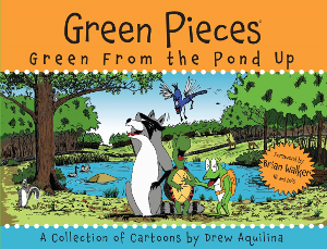 NEW FROM GREEN PIECES!