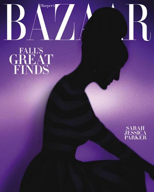 Harpers Bazaar October 2015