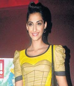 Sonam to host Fashion based reality show