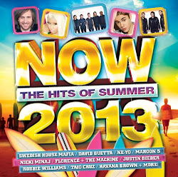 Now: The Hits Of Summer 2013