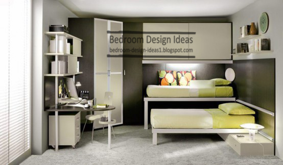 25 small bedroom design ideas for kids bedroom home for Small double bedroom ideas