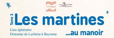 Les Martines 2012 à Bayonne.