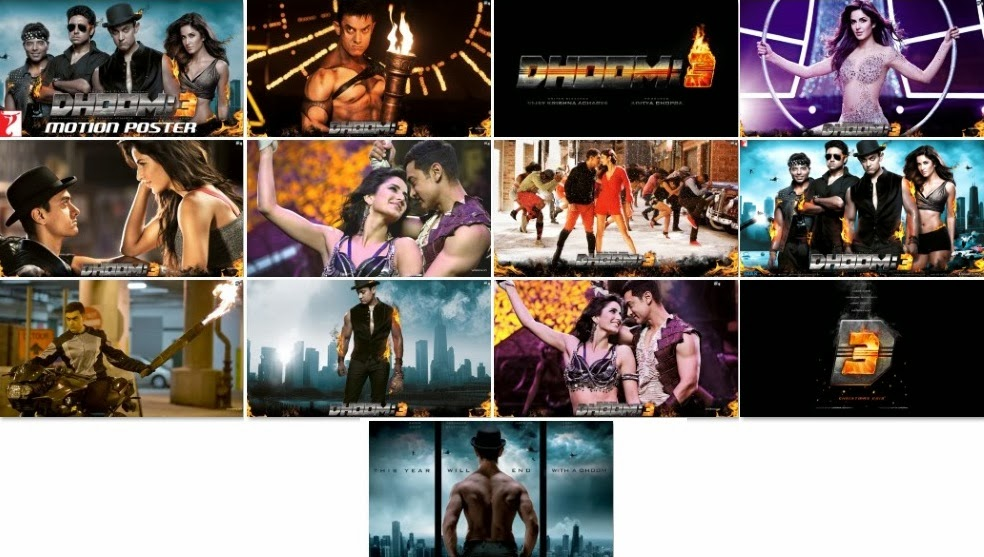 Dhoom 3 theme for android