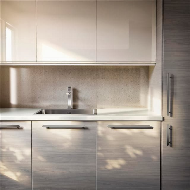 Encimeras y paneles frontales todo sobre las nuevas cocinas metod de ikea 2 parte - Azulejos cocina ikea ...
