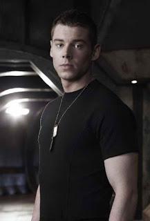 Brian J. Smith from Stargate Universe