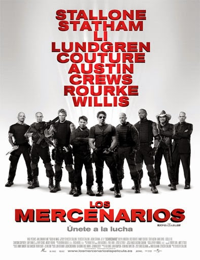 Ver The Los mercenarios (expendables) (2010) Online