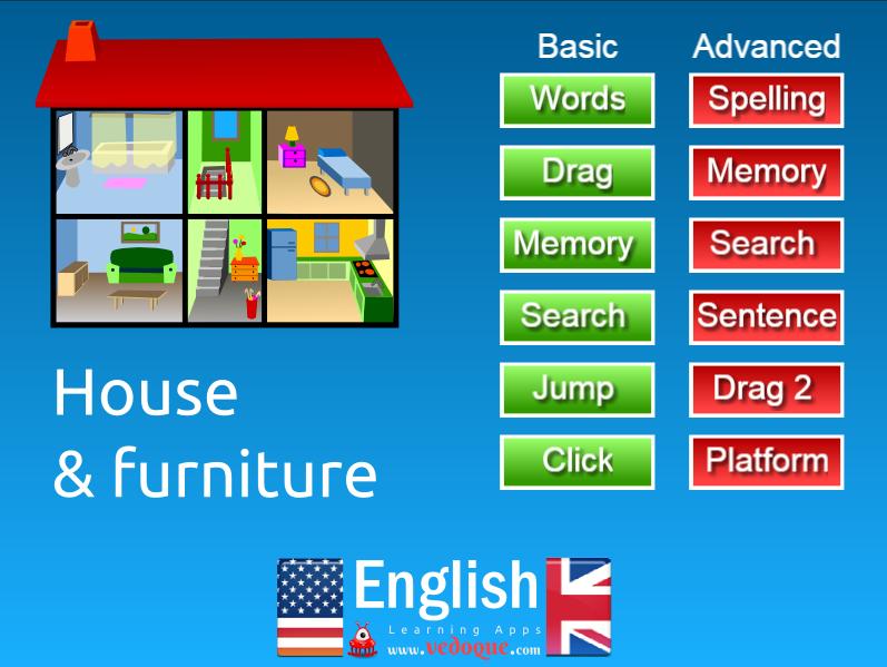 vocabulario ingles gratis: