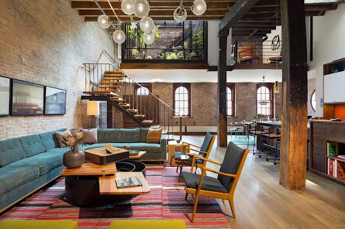 Tribeca Loft by Andrew Franz Architect PLLC