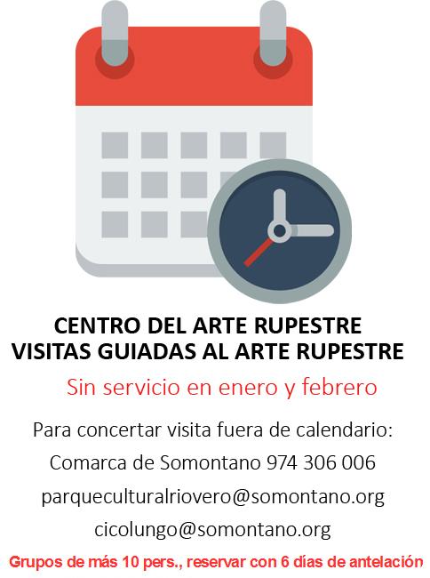 ARTE RUPESTRE. INVIERNO 2019.