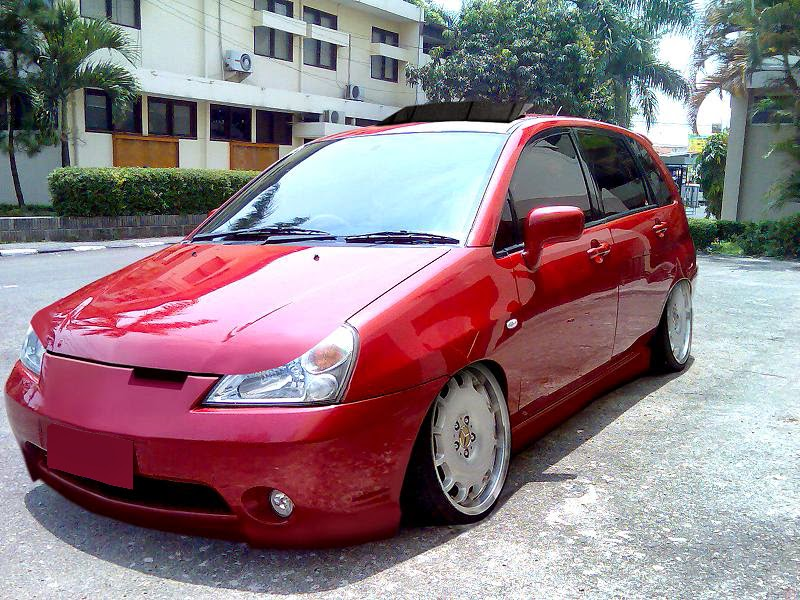 Modifikasi Suzuki Aerio