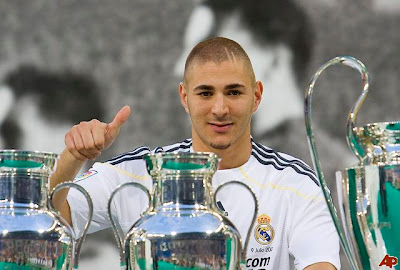 Karim Benzema Wallpapers-Club-Country