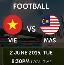 Malaysia vs Vietnam Sukan SEA 2015