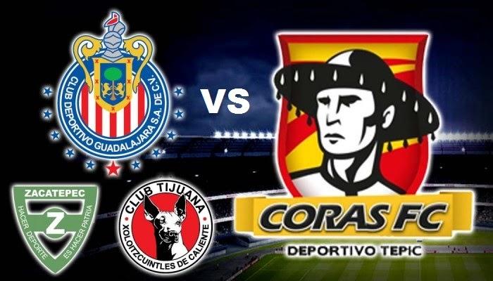 Ver Dorados de Sinaloa vs Veracruz en Vivo – J12 Apertura