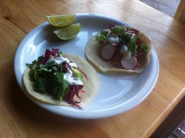 37 Cooks: SYM Fish Tacos
