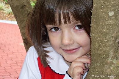 Katarina Age Four